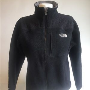 The North Face Black Windstopper Jacket size S/P